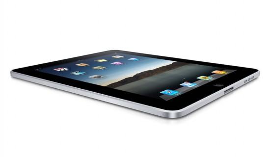 iPad Header