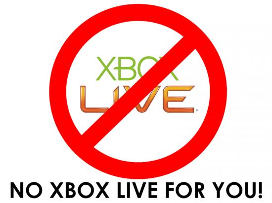 No Xbox Live